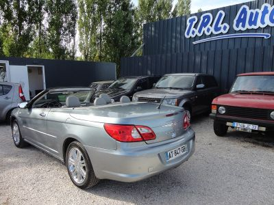 Chrysler SEBRING CABRIOLET 2.0 CRD LIMITED TOIT RIGIDE - <small></small> 7.600 € <small>TTC</small>