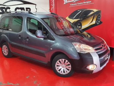 Citroen BERLINGO 1l6 HDI 110 CH XTR 5 PLACES - <small></small> 8.990 € <small>TTC</small> - #9