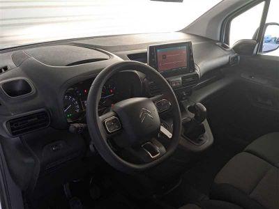 Citroen BERLINGO FOURGON M 1000Kg BlueHDi 100 s&s BVM Driver - <small></small> 20.280 € <small>TTC</small> - #14