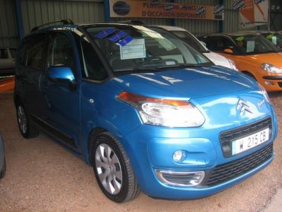 Citroen C3 Picasso EXCLUSIVE HDI 110 FAP