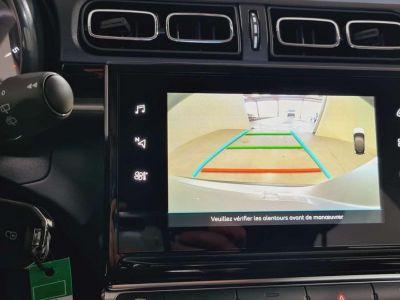 Citroen C3 PureTech 110 S&S BVM6 Shine GPS +CAMERA - <small></small> 15.800 € <small>TTC</small> - #8