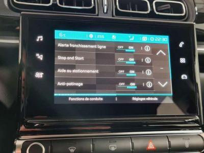 Citroen C3 PureTech 110 S&S BVM6 Shine GPS +CAMERA - <small></small> 15.800 € <small>TTC</small> - #17
