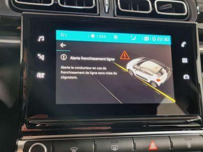 Citroen C3 PureTech 110 S&S BVM6 Shine GPS +CAMERA - <small></small> 15.800 € <small>TTC</small> - #18