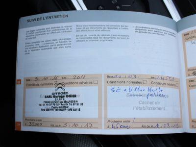 Citroen DS4 THP 165 S&S So Chic EAT6 - <small></small> 13.990 € <small>TTC</small> - #31