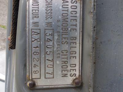Citroen Traction 11 B - <small></small> 16.800 € <small>TTC</small> - #20