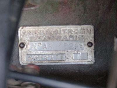 Citroen Traction 11 B - <small></small> 16.800 € <small>TTC</small> - #21