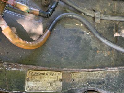 Citroen Traction 11 BL Malle Plate - Prix sur Demande - #10