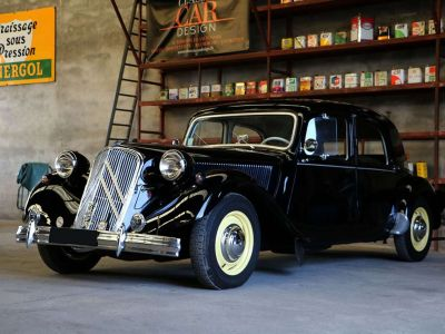 Citroen Traction 15 - 6 - <small></small> 35.900 € <small>TTC</small> - #3