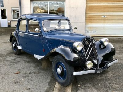 Citroen Traction 7C