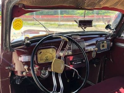Citroen Traction ROSENGART Supertraction LR539 Coupé - 1939 - <small></small> 65.000 € <small>TTC</small> - #4