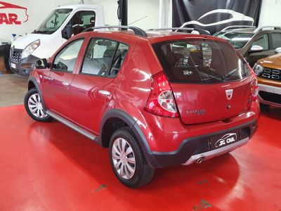 Dacia SANDERO STEPWAY 1l6 MPI 90 Ch - <small></small> 3.990 € <small>TTC</small> - #6