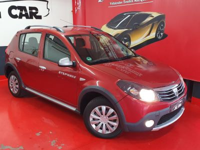 Dacia SANDERO STEPWAY 1l6 MPI 90 Ch - <small></small> 3.990 € <small>TTC</small> - #7