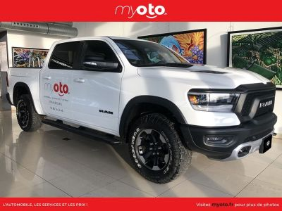 Dodge Ram 1500 5.7 V8 395 CV REBEL - <small></small> 74.900 € <small>TTC</small>