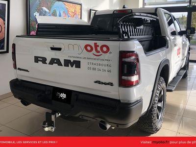 Dodge Ram 1500 5.7 V8 395 CV REBEL - <small></small> 74.900 € <small>TTC</small>