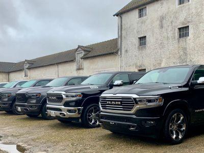Dodge Ram LIMITED 2022 Night Edition - Rambox/multitailgate/affichage Tête Haute - PAS D'ÉCOTAXE/PAS TVS/TVA RÉCUPÉRABLE EN STOCK - <small></small> 77.900 € <small></small> - #16