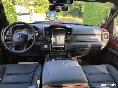 Dodge Ram REBEL AZ5 NEUF PAS D'ECOTAXE/PAS DE TVS/TVA RECUPERABLE - <small></small> 63.950 € <small>HT</small>