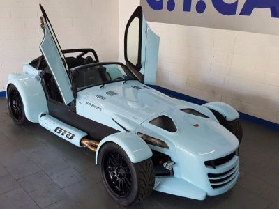 Donkervoort D8 GTO PREMIUM EDITION #06/25 - <small></small> 185.000 € <small>TTC</small> - #9