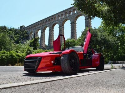 Donkervoort D8 GTO/RS - <small></small> 215.000 € <small>TTC</small> - #1