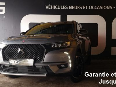DS DS 7 CROSSBACK DS7 BLUEHDI 180 EAT8 Performance Line+ - <small></small> 32.990 € <small>TTC</small> - #3
