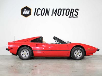 Ferrari 308 GTS Carburateur - <small></small> 64.990 € <small>TTC</small>