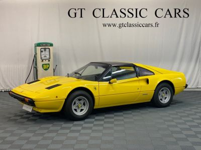 Ferrari 308 GTSi Jaune - <small></small> 59.900 € <small>TTC</small> - #3