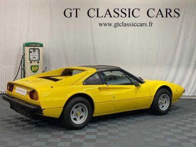 Ferrari 308 GTSi Jaune - <small></small> 59.900 € <small>TTC</small> - #4