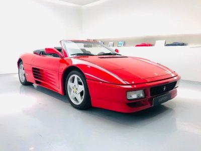 Ferrari 348 Spider - <small></small> 79.900 € <small>TTC</small>