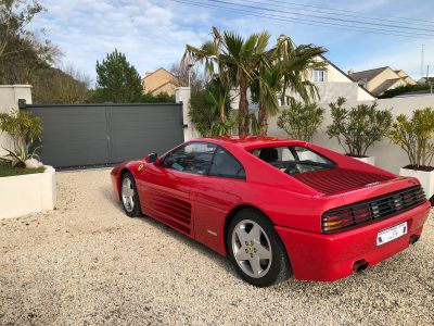 Ferrari 348 TB 8 cylindre en v32 soupapes 5 - <small></small> 63.990 € <small>TTC</small> - #7