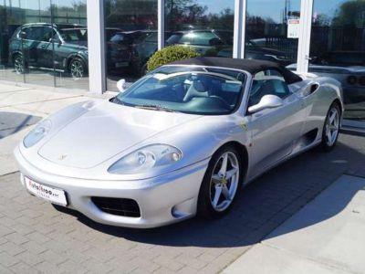 Ferrari 360 Modena 3.6i V8 40v F1 Spider - <small></small> 65.000 € <small>TTC</small> - #3