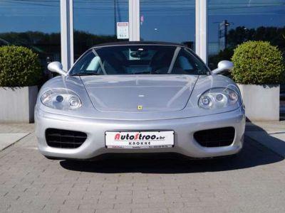 Ferrari 360 Modena 3.6i V8 40v F1 Spider - <small></small> 65.000 € <small>TTC</small> - #4