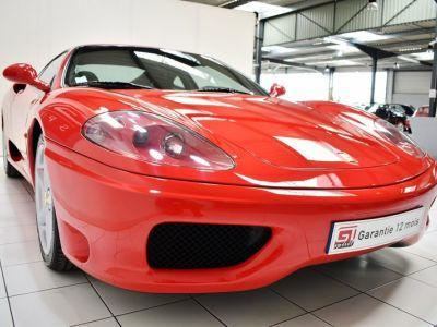 Ferrari 360 Modena F1 - <small></small> 75.900 € <small>TTC</small>