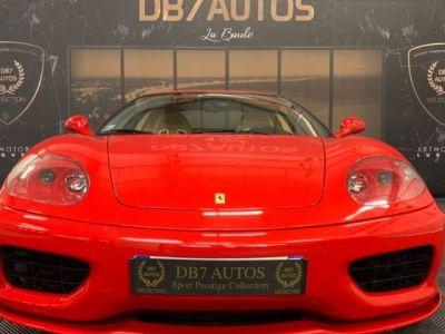 Ferrari 360 Modena F1 400 CH Hamann Modèle Unique - <small></small> 74.780 € <small>TTC</small> - #2
