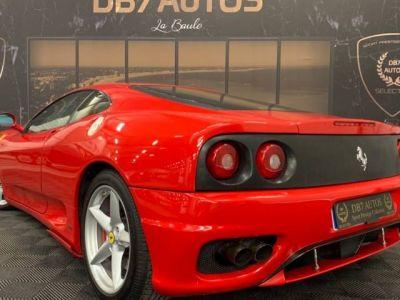 Ferrari 360 Modena F1 400 CH Hamann Modèle Unique - <small></small> 74.780 € <small>TTC</small> - #3