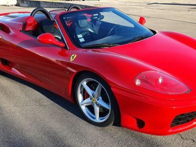 Ferrari 360 Modena Spider F1 - <small></small> 65.500 € <small>TTC</small>