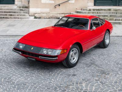 Ferrari 365 GTB/4 Daytona *Restored with Classiche* - <small></small> 725.000 € <small>TTC</small> - #1