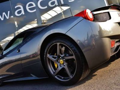 Ferrari 458 Italia - BELGIAN CAR - FULL HISTORY - LIKE NEW - - <small></small> 149.950 € <small>TTC</small> - #5