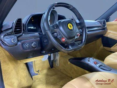 Ferrari 458 Italia #  CARBON Aerodynamics Pack / 8650 KMS / 1ere Main - <small></small> 168.000 € <small>TTC</small> - #12