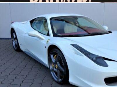Ferrari 458 Italia bianco avus - <small></small> 152.800 € <small>TTC</small>