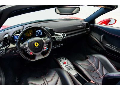 Ferrari 458 Italia Spider - <small></small> 189.000 € <small>TTC</small> - #4