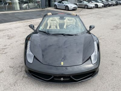Ferrari 458 Italia Spider 4.5L V8 DCT7 - <small></small> 167.980 € <small>TTC</small>