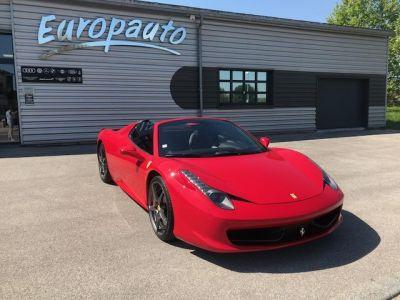 Ferrari 458 Italia Spider 570CH DCT - <small></small> 185.900 € <small>TTC</small> - #1