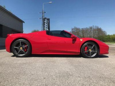 Ferrari 458 Italia Spider 570CH DCT - <small></small> 185.900 € <small>TTC</small> - #4