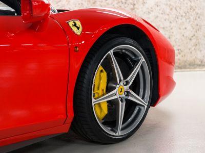 Ferrari 458 Italia Spider SPIDER DCT - <small>A partir de </small>1.290 EUR <small>/ mois</small>