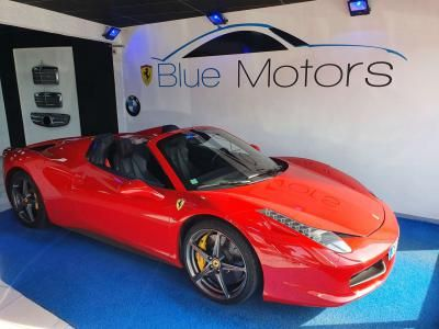 Ferrari 458 Italia Spider SPIDER FRANCAISE 39.000KM - <small></small> 184.000 € <small>TTC</small> - #1