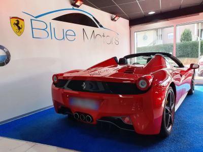 Ferrari 458 Italia Spider SPIDER FRANCAISE 39.000KM - <small></small> 184.000 € <small>TTC</small> - #5