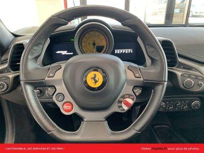 Ferrari 458 Italia V8 4.5 SPIDER - <small></small> 163.900 € <small>TTC</small> - #8