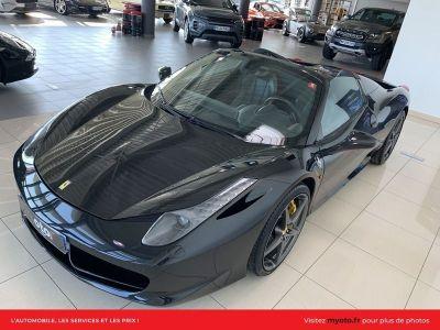 Ferrari 458 Italia V8 4.5 SPIDER - <small></small> 163.900 € <small>TTC</small> - #9