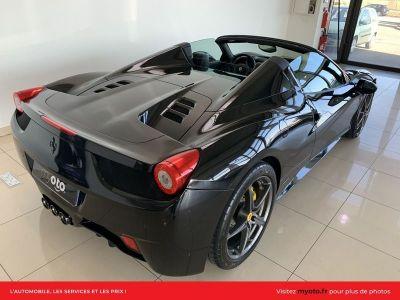 Ferrari 458 Italia V8 4.5 SPIDER - <small></small> 163.900 € <small>TTC</small> - #19