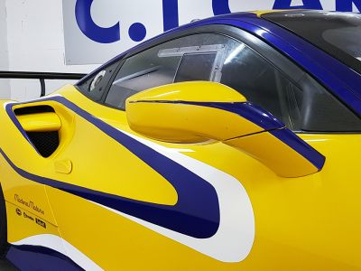 Ferrari 488 CHALLENGE - <small></small> 222.000 € <small>TTC</small> - #8