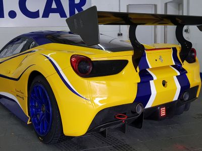 Ferrari 488 CHALLENGE - <small></small> 222.000 € <small>TTC</small> - #10